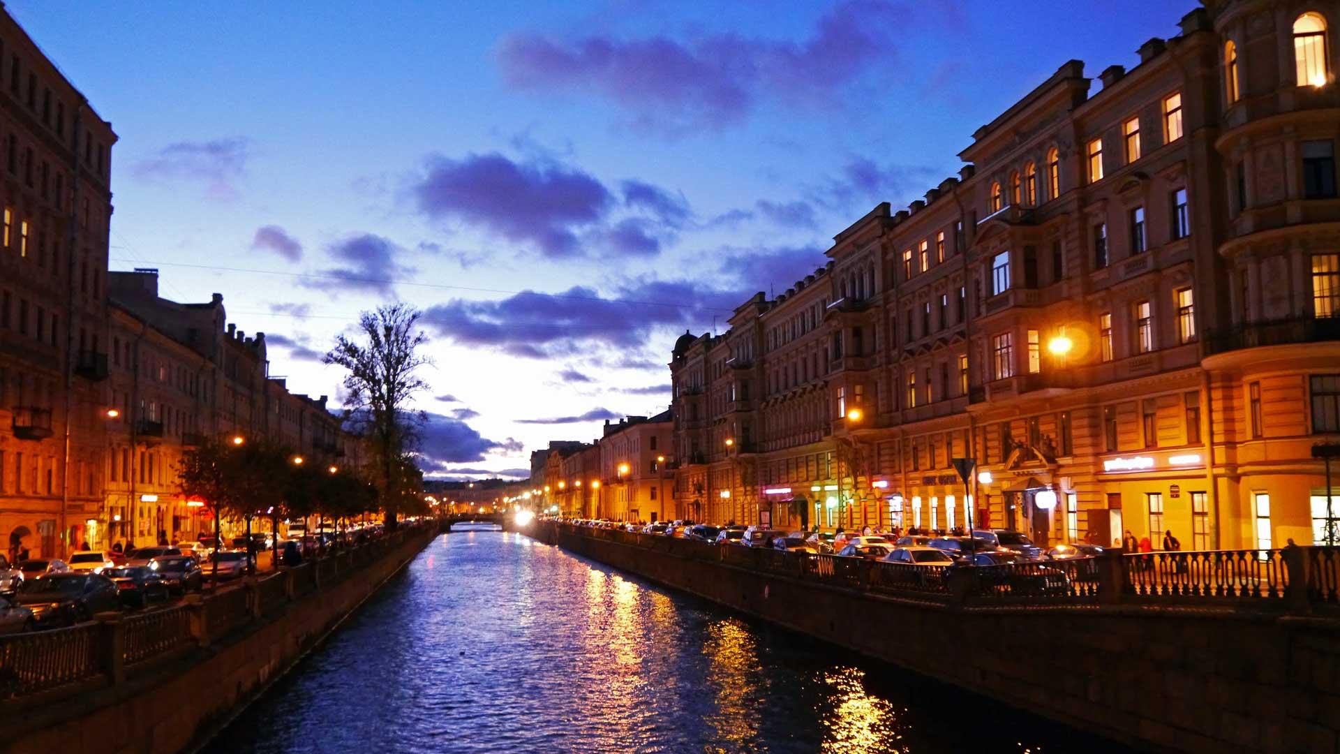St. Petersburg ist immer eine Reise wert. (Foto: Sommerdiebe.de)