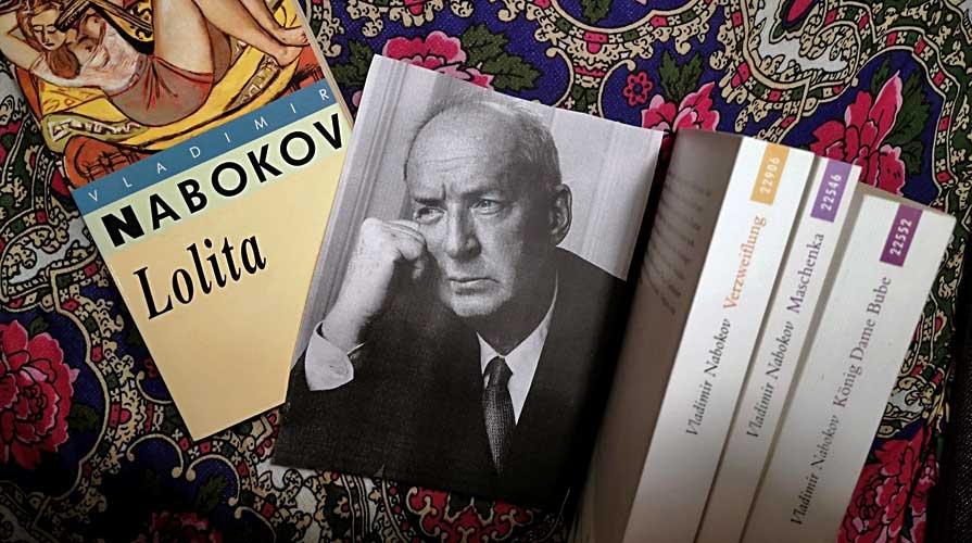 Vladimir Nabokov: Der große Schriftsteller im Porträt (Foto: Sommerdiebe.de)