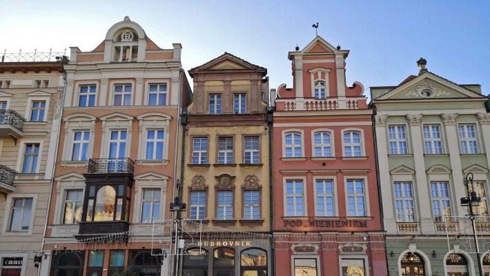 Die polnische Stadt Posen ist immer eine Reise wert