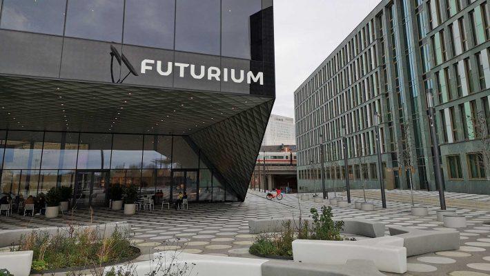 Innovativ und modern: das Futurium Berlin