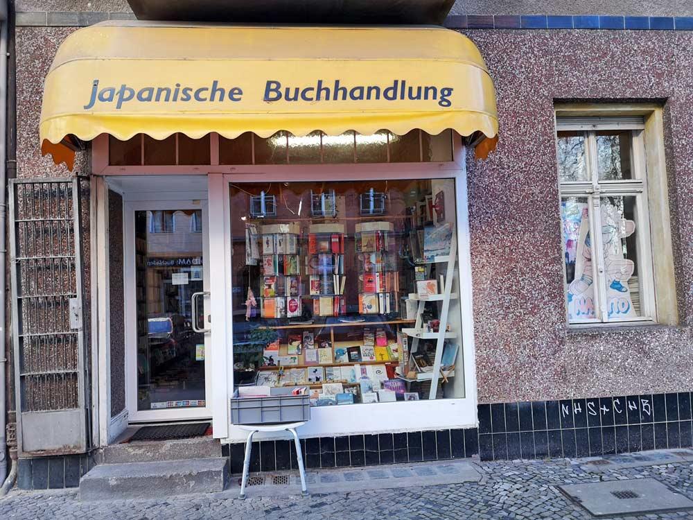 Japanische Literatur in Berlin kaufen