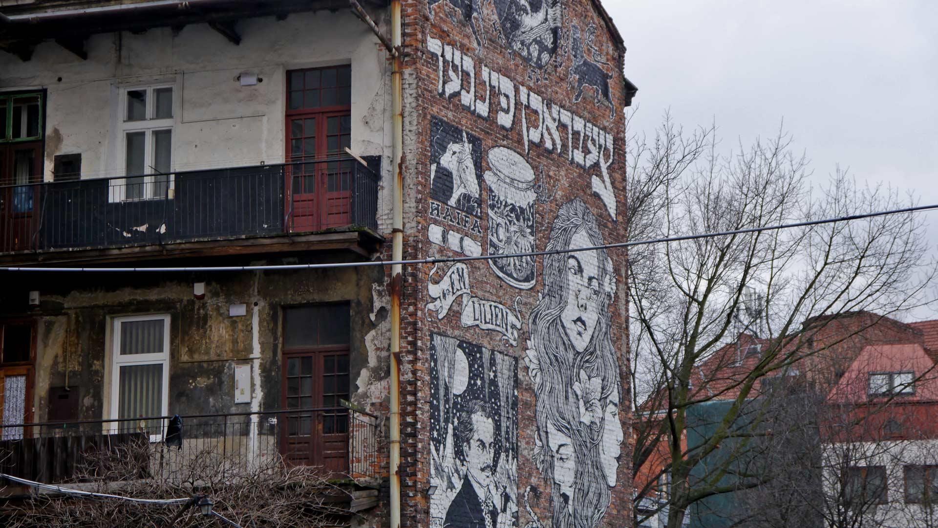 Krakaus historisches jüdisches Viertel: Kazimierz