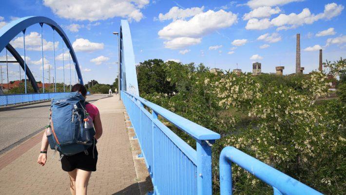 Slow Traveling: Wandern zu Fuß von Berlin nach Lüneburg
