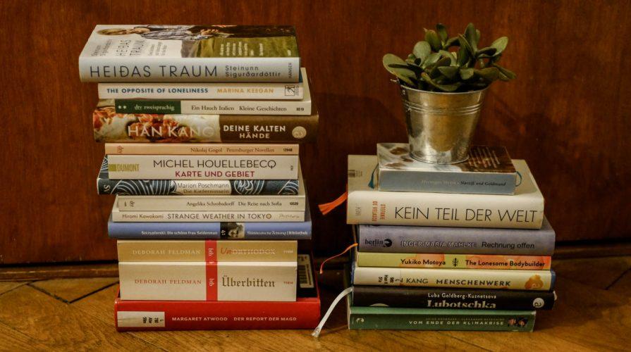 Lesen 2020: Highlights und Buchtipps aus diesem Jahr