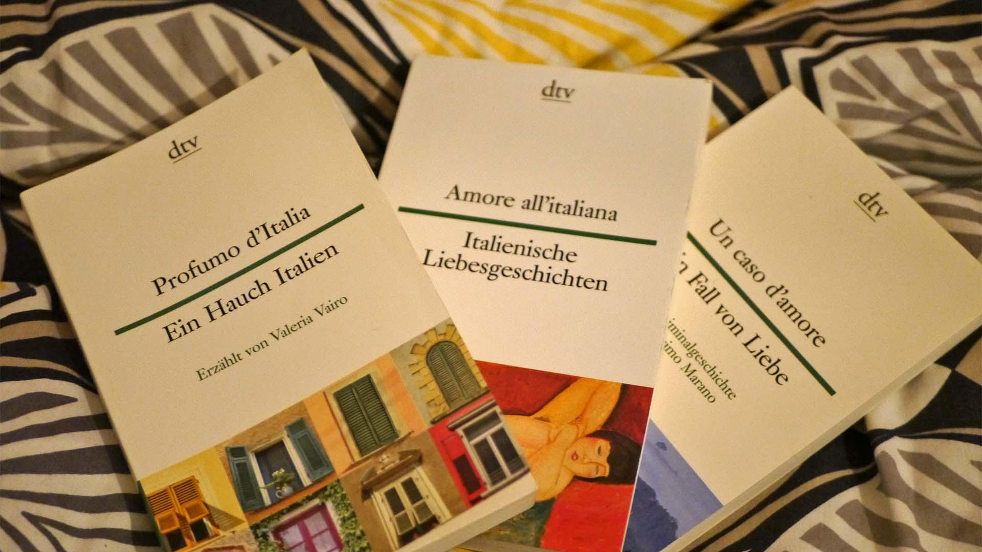 Buchreihe zum Auffrischen bereits vorhandener Sprachkenntnisse